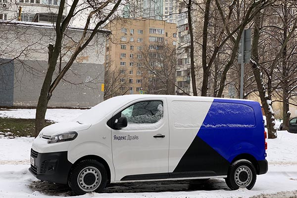 Citroen Jumpy от ЯД