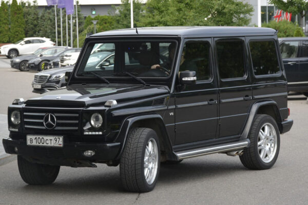 Mercedes-Benz G Class в Anytime Prime